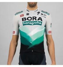 Maillot vélo manches courtes Team BORA HANSGROHE 2021
