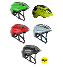 SCOTT SPUNTO JR Plus bike helmet 2021