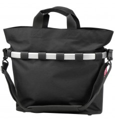 KLICKFIX Reisenthel BIKEBASKET OVAL M side bag Black