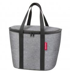 KLICKFIX Reisenthel Iso Basket Bag sac isolant pour paniers avant Argent