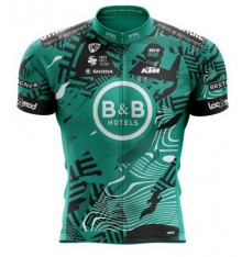 B&B HOTELS P/B KTM maillot velo manches courtes enfant  2021