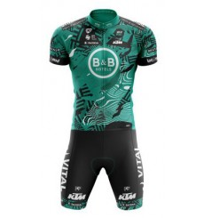 B&B HOTELS P/B KTM cycling set 2021