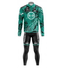 B&B HOTELS P/B KTM winter cycling set 2021