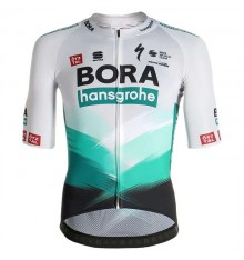 BORA HANSGROHE maillot manches courtes RACE BOMBER 2021