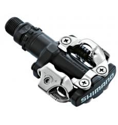 Shimano MTB M520 black pedals