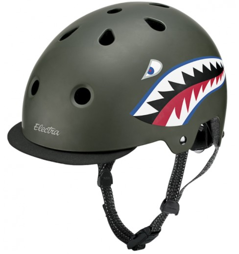 ELECTRA Casque Urbain Lifestyle Lux Tiger Shark