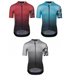 ASSOS EQUIPE RS Summer short sleeve jersey — Prof Edition