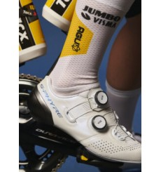 TEAM JUMBO VISMA cycling socks 2021