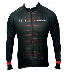 GOBIK maillot vélo manches longues COLNAGO Atomic Edition Limitée noir rouge 2021