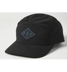 FOX RACING casquette BADGE 5 PANEL Noir 2021