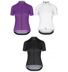 ASSOS UMA GT C2 women's short sleeve jersey