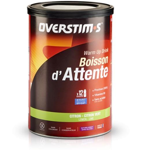 OVERSTIMS BOISSON D'ATTENTE boite 500gr