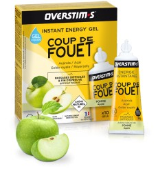 OVERSTIMS gel énergétique Coup de fouet liquide - 30 g