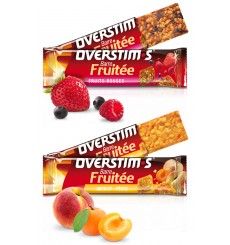 overstims FRUITY ENERGY BAR
