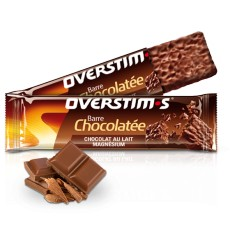 overstims CHOCOLATE-MAGNESIUM BAR