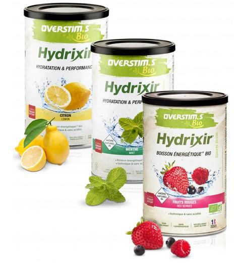 OVERSTIMS Hydrixir bio, boite de 500 g