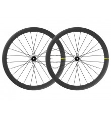 Paire de roues vélo route performance MAVIC Cosmic SL 45 Disc