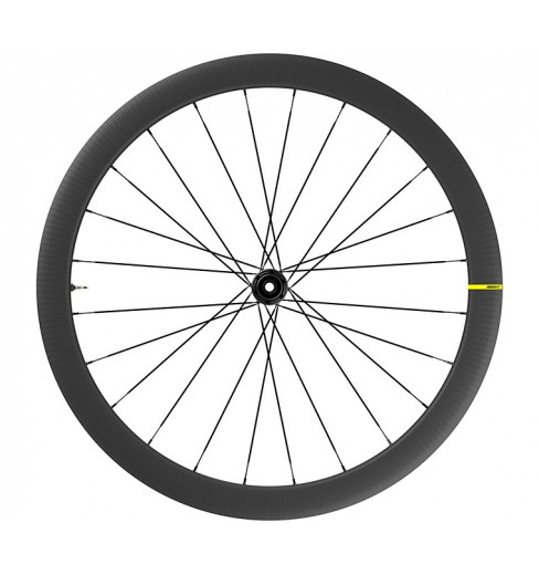 Roue vélo route performance avant MAVIC Cosmic SL 45 Disc
