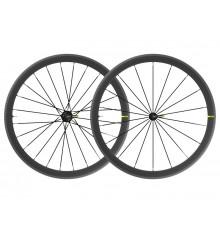 Paire de roues vélo route MAVIC Cosmic SL 40