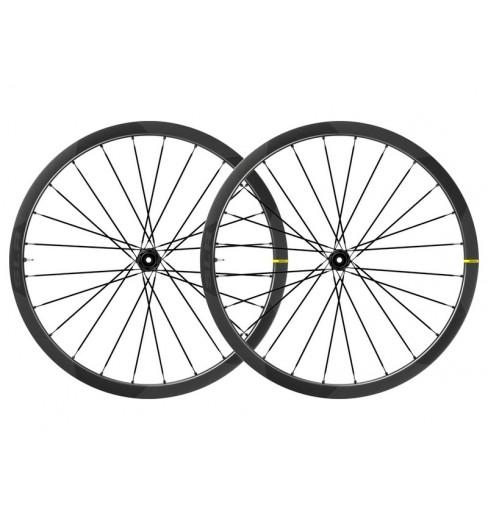 Paire de roues vélo route MAVIC Cosmic SLR 32 Disc