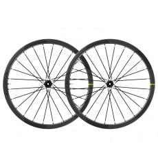 MAVIC Cosmic SLR 32 Disc road endurance wheelset