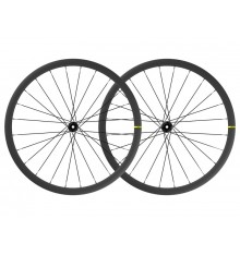 MAVIC Cosmic SL 32 Disc road endurance wheelset