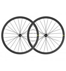 Paire de roues vélo route MAVIC Cosmic SL 32 Disc