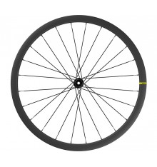 MAVIC Cosmic SL 32 Disc road endurance front wheel