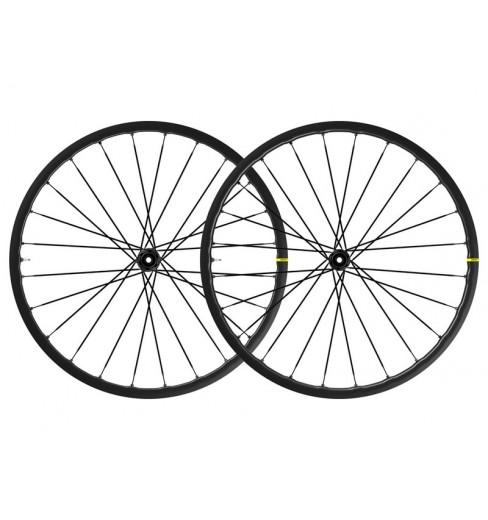 Paire de roues vélo route MAVIC Ksyrium SL Disc