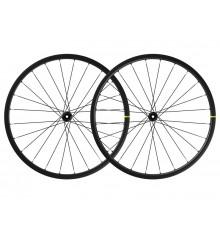 Paire de roues vélo route MAVIC Ksyrium S Disc