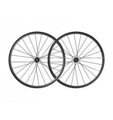 Paire de roues vélo route MAVIC Allroad Pro Carbon SL Road+ Disc - 650B