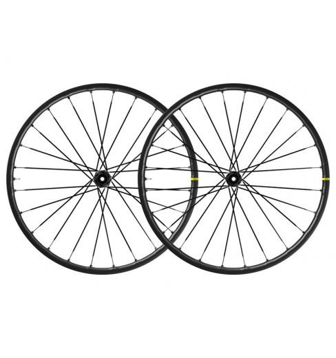 Paire de roues vélo route MAVIC Allroad SL Road+ Disc - 650B