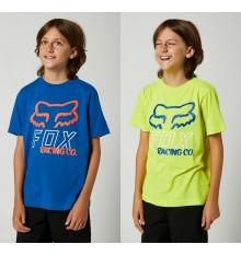 FOX RACING YOUTH HIGHTAIL BASIC short sleeve kids t-shirt