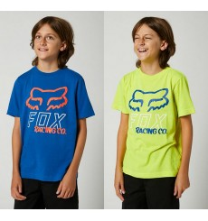 FOX RACING YOUTH HIGHTAIL BASIC short sleeve kids t-shirt