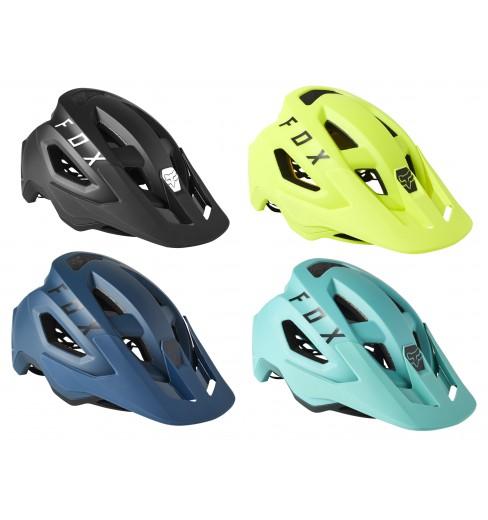 FOX RACING 2022 SpeedFrame MIPS MTB helmet