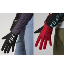 FOX RACING gants vélo longs RANGER GEL 2021