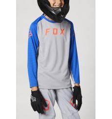 FOX RACING Youth Defend kid's long sleeve Jersey