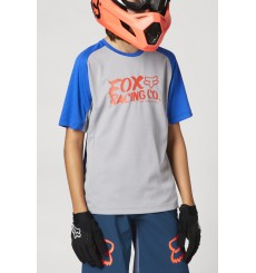 FOX RACING Youth Defend kid's short sleeve Jersey