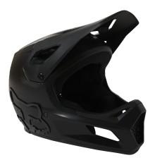 FOX RACING 2021 Rampage BLACK kid's Enduro helmet