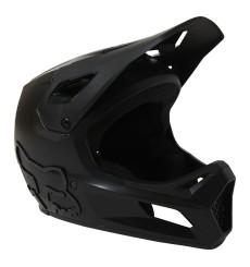 FOX RACING casque enfant vélo enduro Rampage Noir 2021