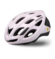 SPECIALIZED casque vélo route CHAMONIX MIPS - Argile satinée / noir réfléchissant