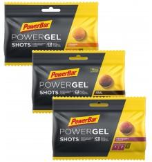 POWERBAR sachet Powergel Shots