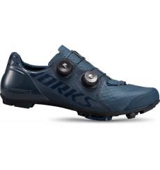 SPECIALIZED S-Works 7 XC Cast Blue Metallic Mountain Bike Shoes 2021