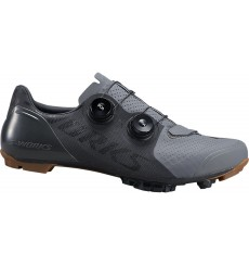 SPECIALIZED chaussures VTT S-Works 7 XC Gris satin smoke 2021