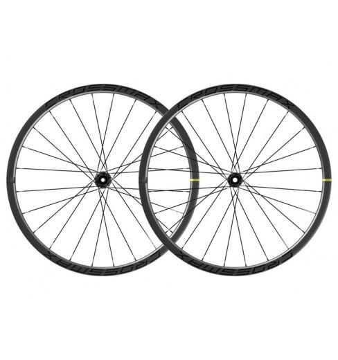Paire de roues vélo cross-country MAVIC Crossmax Carbon SL R - 29 pouces