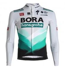 BORA HANSGROHE maillot manches longues BODYFIT THERMAL 2021