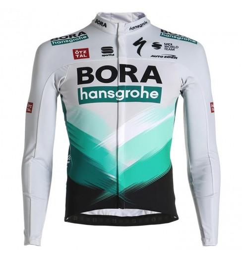 Bora Hansgrohe BODYFIT THERMAL long sleeves jersey 2021