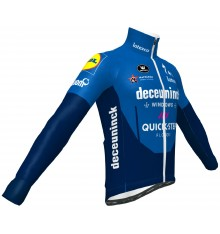 Veste vélo hiver DECEUNINCK QUICK STEP FLOORS Technical 2021