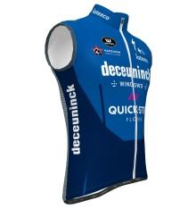 DECEUNINCK QUICK STEP FLOOR KAOS TREVALLI windbreaker cycling vest 2021