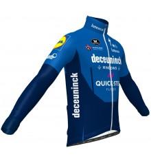 DECEUNINCK QUICK-STEP mid-season cycling jacket 2021